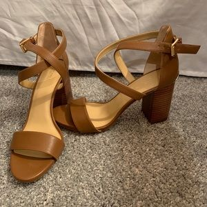 Micheal Kors Nadia Cross Sandals